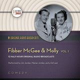FIBBER McGEE & MOLLY Volume 1 on 6 CDs