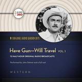 HAVE GUN-WILL TRAVEL Volume 1 (6 CD set)