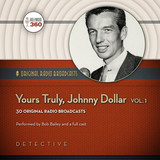 YOURS TRULY, JOHNNY DOLLAR Volume 1 (6 CD set)
