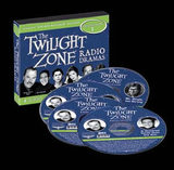 THE TWILIGHT ZONE RADIO DRAMAS Collection 1 (Digital Download)