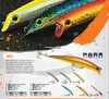 Rapture Smile Lures 120mm  18g similar to IMA KOMOMO