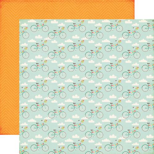 Лист бумаги 30x30см BICYCLE BLISS