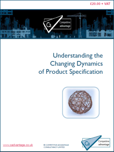 eBook: Understanding the Changing Dynamics of Product Specification