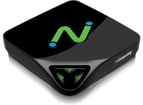 Терминал NComputing L300 - LAN,с поддержкой мультимедиа