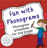 Fun with Phonograms (Color-by-Phonogram and More)