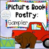Picture Book Poetry SAMPLER Freebie