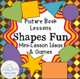 Picture Book Lessons: Shapes Fun