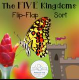 The Five Kingdoms Flip-Flap Sort FREEBIE