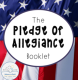 The Pledge of Allegiance Booklet