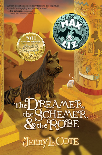 The Dreamer, the Schemer, and the Robe (Book Two) Non-Personalized