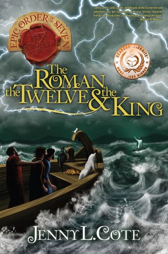 The Roman, the Twelve, and the King (Book Four) Non-Personalized