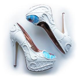 limited victorian cake heels shoebakery. Black Bedroom Furniture Sets. Home Design Ideas