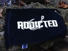 Addicted Bait Towel