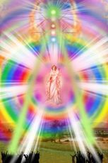 The Creative Holy Spirit, Fine Art Illustration | Spiritual Arts Institute