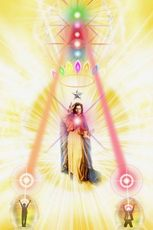 Archangel Michael, Fine Art Illustration | Spiritual Arts Institute