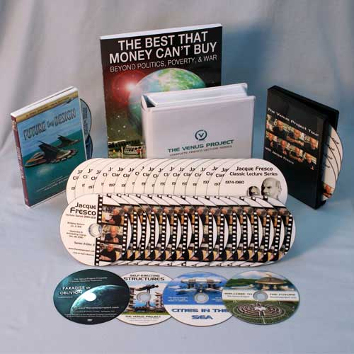<a href='http://www.thevenusproject.com/store/official#!/~/product/category=1351817&id=5496447'>The Complete Venus Project Library Set</a>
