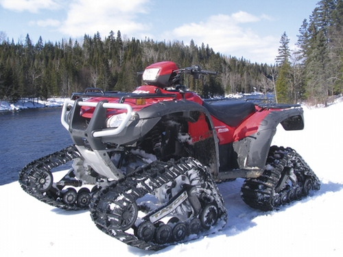 new camoplast tatou atv 4s yamaha grizzy 660 tracks track