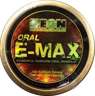 Oral E-MAX