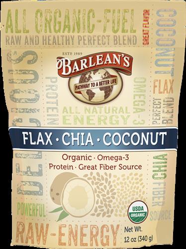 Organic Flax / Chia / Coconut