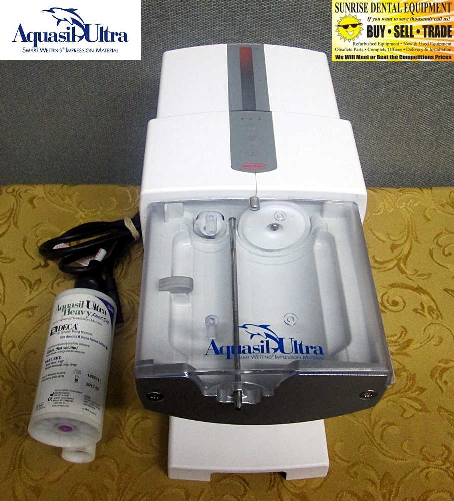 Renfert / Dentsply Aquasil Ultra Material Impression Mixer *Used Condition