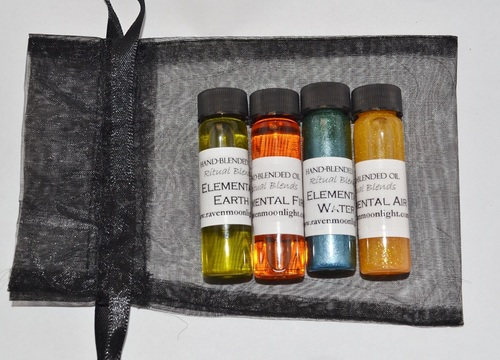 RM Elemental Oils Set