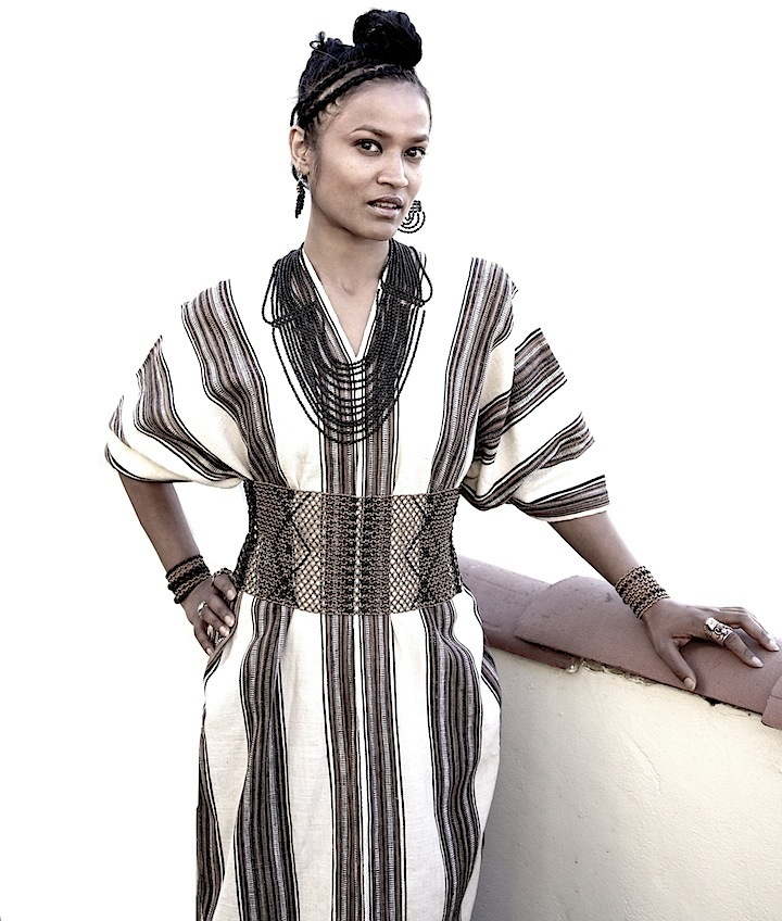 Boho Fashion: Ashaninka Cushma Tunic