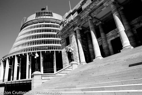 The Beehive 2, Wellington, New Zealand