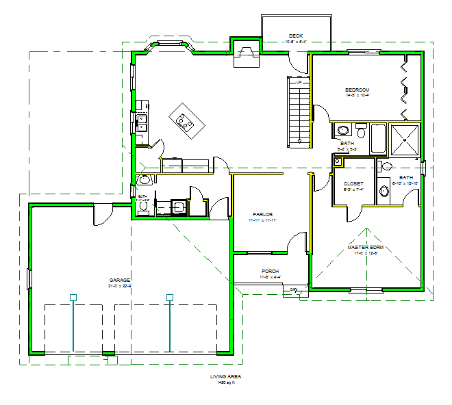 House floor plan dwg download escortsea Cad house plans free