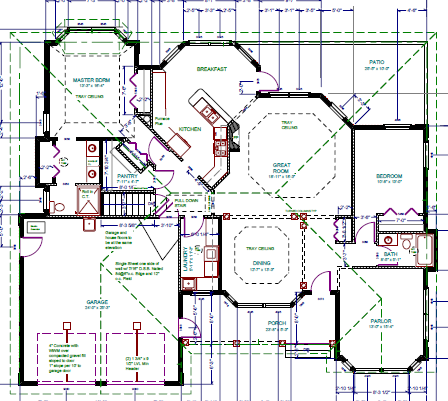 Custom House Plans unique house plans home beauteous custom home designs Main Floor Plan