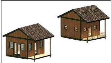 children Playhouse Plans