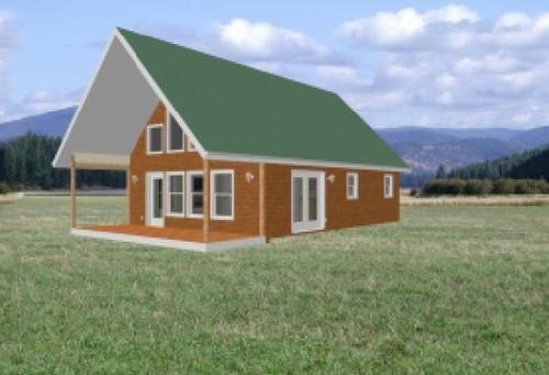 Custom Cabin Plans