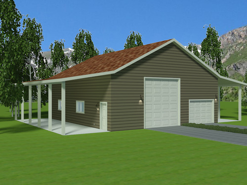 Instant garage plans with apartments Detached garage apartment