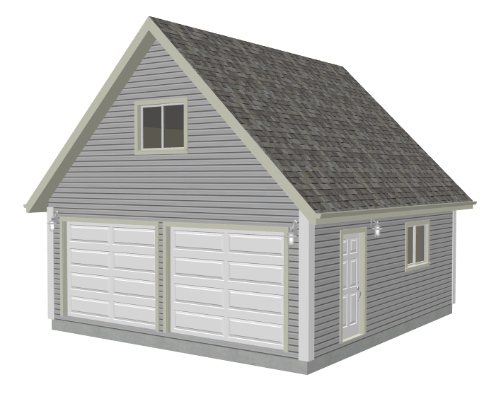 Free garage sds plans for Free garage plans online