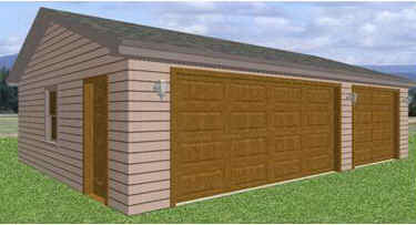 Home Ideas Pole Garage Plans