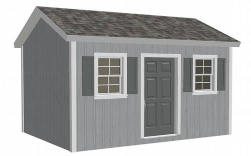 G473 garden playhouse plan