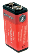 JE1015 Rechargeable 9.6V Battery