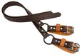 Pair of Split Ring Lower Climber Straps -- 26 inches