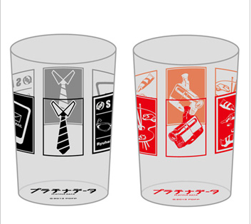 [Pre-Order] Platina Data FM Limited Glass Cup Set
