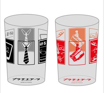 [Pre-Order] Platina Data FM Limited Glass Cup Set