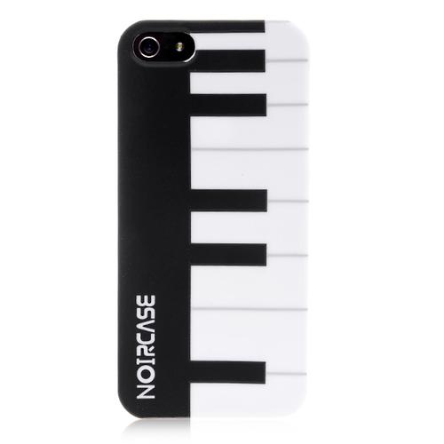 Кейс с текстурой клавиш пианино для iPhone 5