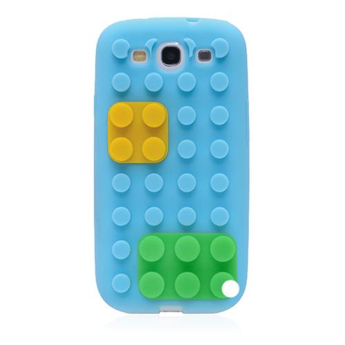 Кейс Lego для Galaxy S3