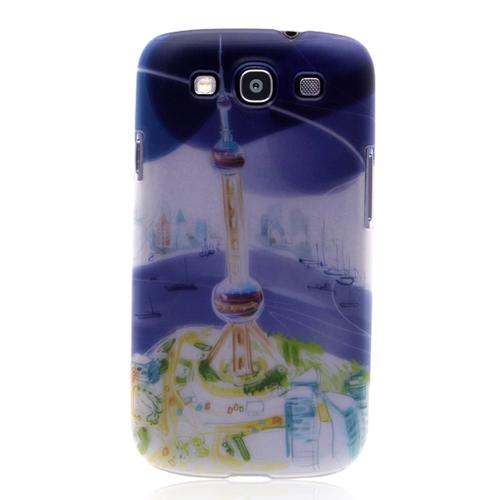 Кейс с текстурой для Galaxy S3